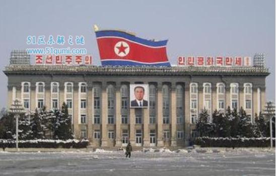 世界十大被禁止探险的地方 朝鲜39号房比51区还要神秘